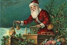 Ho Ho Ho Merry Christmas!  / Everything Christmas...decor, food, tree, ornament & gift wrap ideas  / by Leslie Peters Cantrell