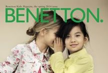 Spring 14 - Kids Collection / The new Baby, Toddler and Kid and Teen collections by United Colors of Benetton for Spring 2014 are an explosion of patterns and colour. Outfits and accessories will delight parents and children alike with their cheerful, upbeat mood. / by United Colors of Benetton