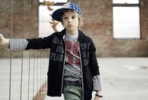 Autumn 14 - Seattle Boy / Playtime is an art and children are the absolute masters: denim is the key ingredient for letting loose, especially when coupled with a long sleeve t-shirt with contrasting print or a checked shirt.   / by United Colors of Benetton