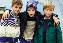 Autumn 14 - Ready To Play / Ready, Set... Go! This autumn, casual looks with witty overtones let your children embrace all of their enthusiasm and bright energy. / by United Colors of Benetton