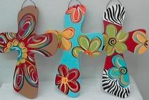 Crafts: Burlap / by Debra Lindsey