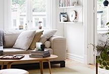 Living Room Inspiration / by The Corner Kitchen
