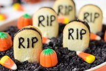 Halloween / Halloween treats, eats & drinks / by The Corner Kitchen