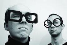 Gafas / Glasses / by Txoko Pat