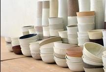Cerámica, barro, etc / Ceramics, etc / by Txoko Pat