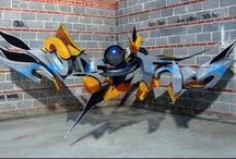 Street Art / by Hicham Ozone-trois