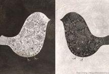 tichtach illustrative lovelinks / by tichtach