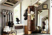 Dream Home ~ Games Room / Gym / by Kate Wynn