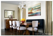 Dining Rooms / by Holly Gruszka