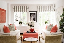 Window Treatments / by Holly Gruszka