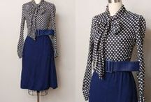 Vintage Clothes / by Yvonne Edmonds