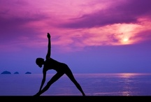 Yoga and Fitness / by Roberta Weisberg