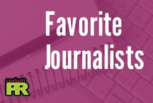 Favorite Journalists  / by PerkettPR