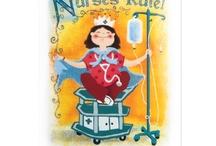nurses / by Lisa Teasdale