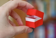 Origami diagrams / by Jolette