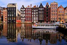 Amsterdam / by Flo .