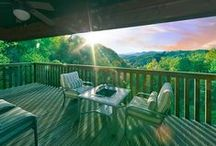 3-bedroom cabins in Gatlinburg / Luxury 3-bedroom cabins in Gatlinburg, TN, with 4 baths, hot tub, jacuzzi - sleep 8-12+ people. Game rooms, home theater, gorgeous views. Call us 24/7 at 855-95-SMOKY, let us match the cabin to your needs. http://www.CabinsOfTheSmokyMountains.com / by Cabins Of The Smoky Mountains