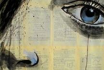 Art.  / by Ursula Goff