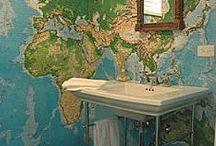 Bathroom / by Ursula Goff