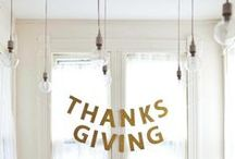 FEBGIVING decoration ideas / by Becca Dilley
