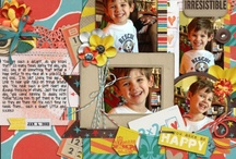 Scrapbook Layouts / by Sharee Brell