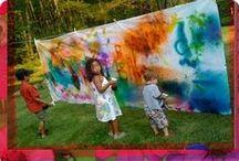 kids art / by Ursula Goff