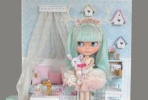 Darling Dolls♥Doll Houses / I have loved dolls ever since I can remember, and now it's my daughter's absolute favorite toy~ Here is a collection of dolls and doll houses~~ / by Jennifer Berge