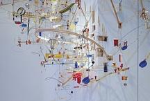 art: installations / by cheryl springfels