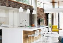 architecture: kitchens / by cheryl springfels