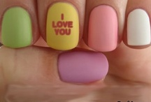 Cute nail designs / by Todokawaii
