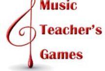 Music Teacher ideas / by Levianne Mirabelli