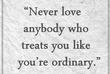 Quotes / by Kimberly Holloway