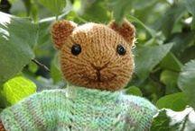 knitting / by Barbara Woolmington
