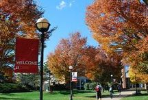 Welcome, Presidents / Welcome to the W&J Campus! A place where we call home. #BeAPresident / by Washington & Jefferson College