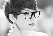 .hairsquare : short. / Short cuts and styles above the chin.  / by Stephanie Kimberly