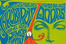 Music and Concert Posters / by Stephanie Giordano