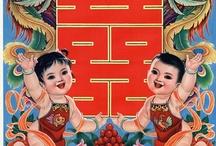 Chinese propaganda Nian Hua / by ✿ Manjie aka Mimi ✿