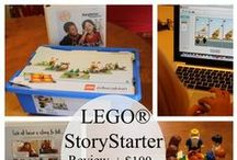 LEGO® Learning / #legolearning reviews, ideas, inspiration and fun! / by Tricia Hodges