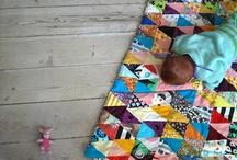 scrap attack quilt ideas / by Rachael (imagine gnats)