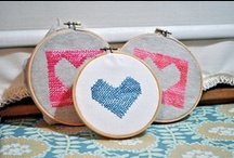 cross-stitch and other things by hand / by Rachael (imagine gnats)