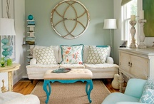 Beach house ideas / by Ashley Sherrill