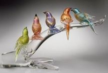 The Colors of Glass.... / by Scherrie Robertson