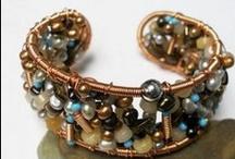 I'm wired: Bracelets / by Saint Salvage