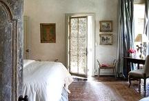 bedrooms / by Margaret Lillian