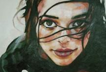 Art Inspiration / by Madi Lyons