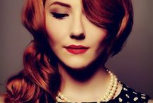coiffure  / by Julia Barnett