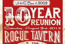 PGBHS Class of 1995 Reunion Planning / Hello, Class of '95!  Please pin any suggestions or preferences you may have as to invitations, reminders, facilities, food & drink, event offerings, etc. Comments of clarification would be super helpful, too!  / by Katie Kneisley