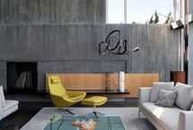 Rethink Concrete / Decorating ideas that are hard to beat. / by Mannington Mills