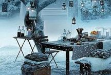 Snow Scenes / Get inspired by the beauty of the great outdoors at winter. / by Mannington Mills