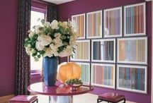 2014 Color of the Year-Radiant Orchid / by Mannington Mills